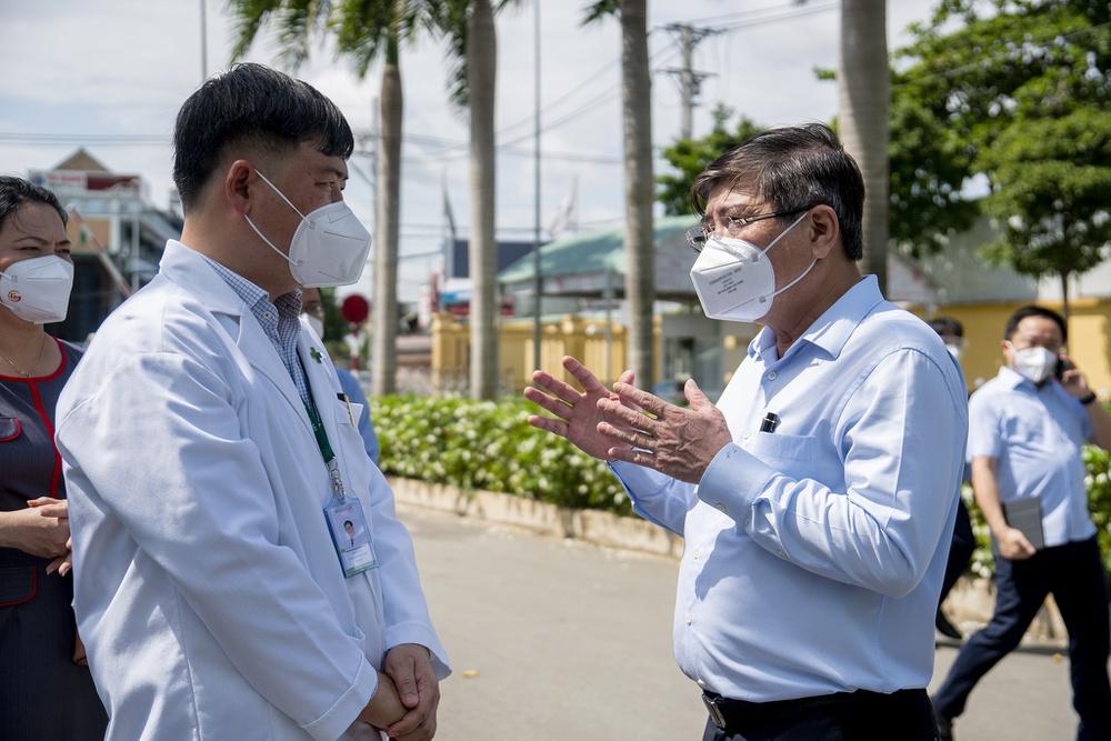 Ai thay ông Nguyễn Thành Phong làm Chủ tịch TP. HCM?